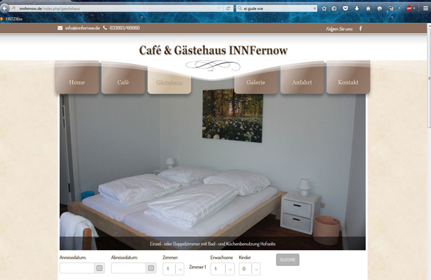 Café & guesthouse INNFernow